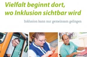 Ausstellung INklusiv! Gemeinsam Arbeiten der Mainfränkischen Werkstätten im Galariestüble Diener in Erlenbach