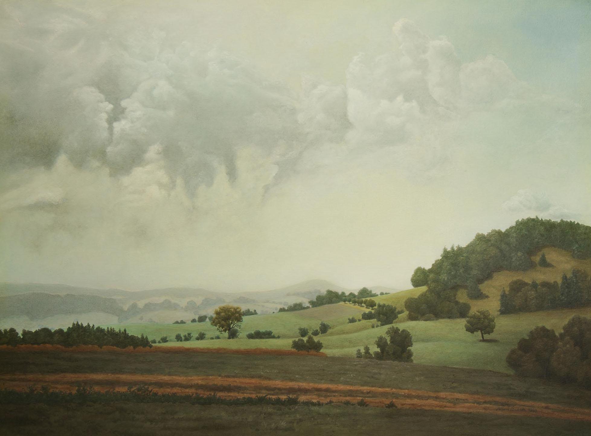 Landschaften aus Deutschland Mitte, Norden, Süden, Osten von Alfons Lindner